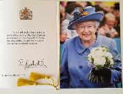 the Queen's Card, 2018